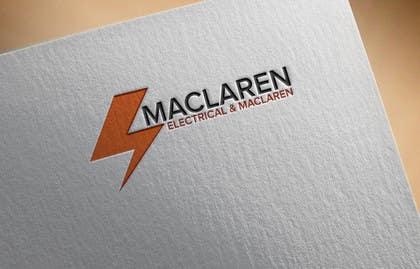 #92 for 2 Logos: Maclaren Electrical & Maclaren Plumbing by Crativedesign