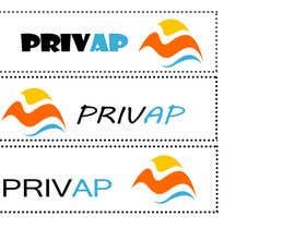 moneebakhan8 tarafından Design a Logo for PrivAp için no 112