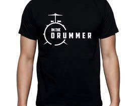#45 for Design a Drummer T-shirt by Bugz318