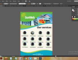 nº 37 pour Create Digital Advert/Flyer/Picture for Services Provided par anlonain2
