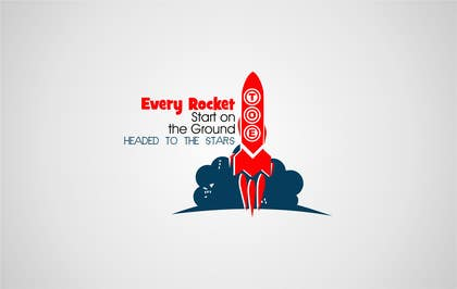 #1 for T*O*E ROCKET by rajputdesigns