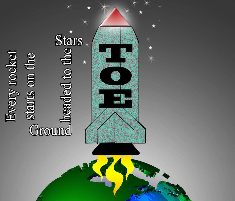 Contest Entry #18 for T*O*E ROCKET