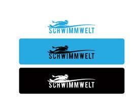 nº 42 pour Logo design for Schwimmwelt par azmijara