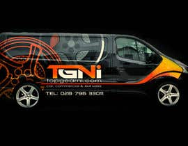 #12 for VEHICLE GRAPHICS DESIGN by Watfa3D