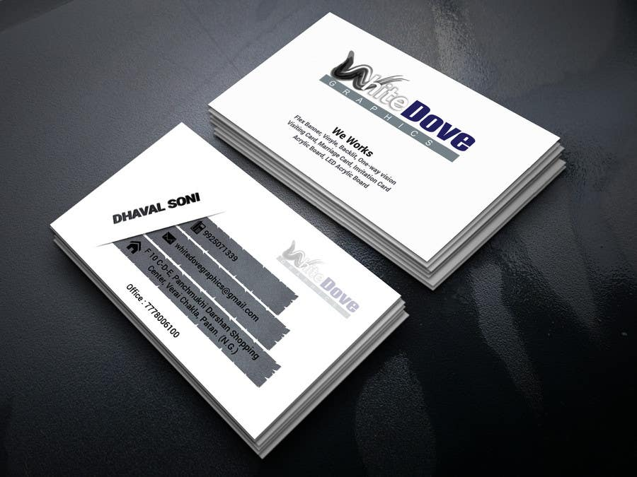 Entry #16 by momo125 for Make Awesome Business Card for \