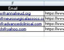 nº 1 pour Can you web scrap emails of clinical research associates / managers? par pm9887