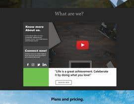 Nro 7 kilpailuun Design a website käyttäjältä kunvarmakkar