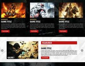 Nro 6 kilpailuun Design a website käyttäjältä SoadElHadad