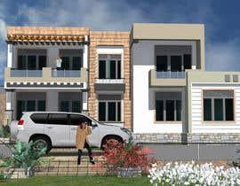 nº 4 pour 2d & 3d for residential villa par tuyithe