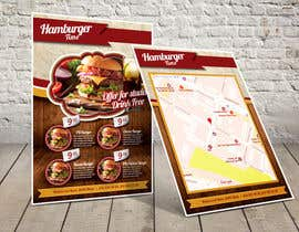 #33 for I need Hamburger Flayer by SubheSaadik