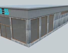 Nro 6 kilpailuun 3D Modelling for retail store käyttäjältä mariafmartino