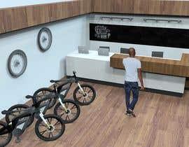 Nro 9 kilpailuun 3D Modelling for retail store käyttäjältä mariafmartino