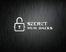 Nro 383 kilpailuun Secret MLM Hacks logo käyttäjältä oosmanfarook