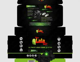 Nro 3 kilpailuun Create Packaging for a Video Game System käyttäjältä pbobek