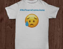 nº 2 pour Design a T-Shirt w/ Crying Emoji par Sidhdharth