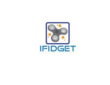 #9 for Design a Logo: iFidget (Fidget Spinners) by Mizanur121