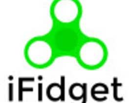 nº 1 pour Design a Logo: iFidget (Fidget Spinners) par ArnoldMoss