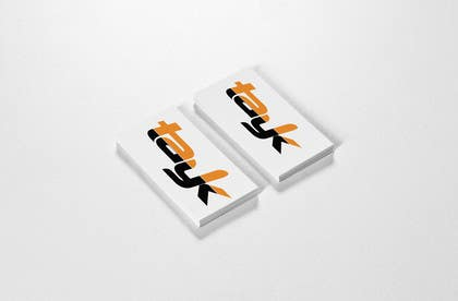 #218 for EXCITING Letter based logo .....TAYK by fastdesigne
