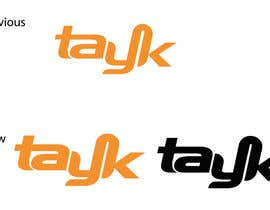 nº 186 pour EXCITING Letter based logo .....TAYK par ani8511