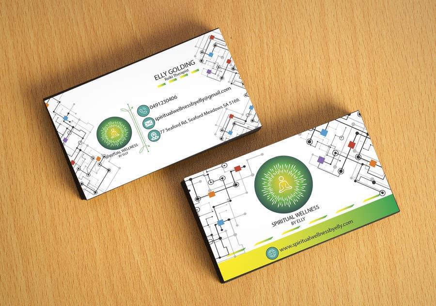 Proposition n°52 du concours Design a Logo/business Card