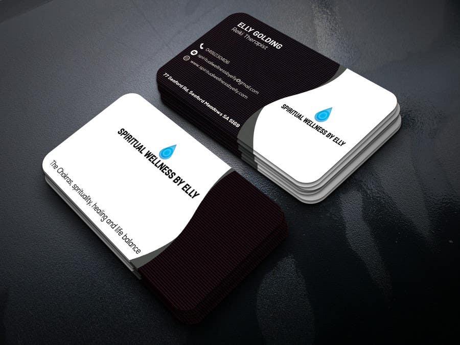 Kilpailutyö #                                        30                                      kilpailussa                                         Design a Logo/business Card