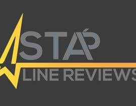 nº 46 pour Design a logo and a favicon for Star Line Reviews par VFXAYON