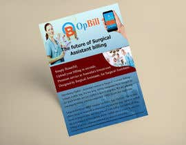 nº 38 pour Design a Flyer for Medical Billing par Rashel99