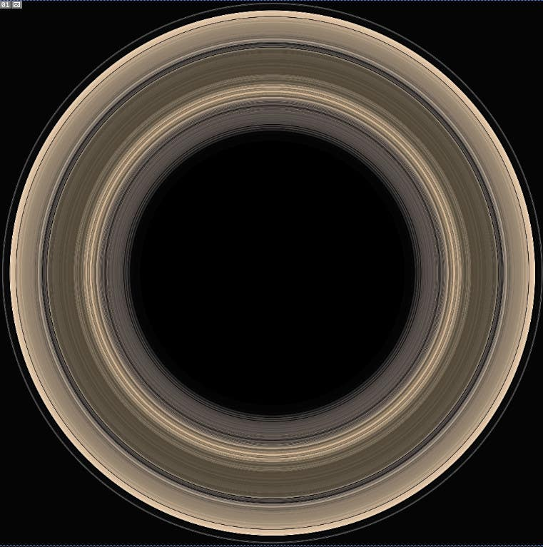 Kilpailutyö #                                        1                                      kilpailussa                                         Create a Saturn's Rings Texture
