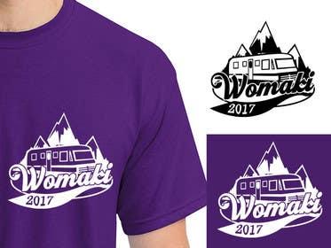#19 for WoMaKi T-shirt logo by ozafebri