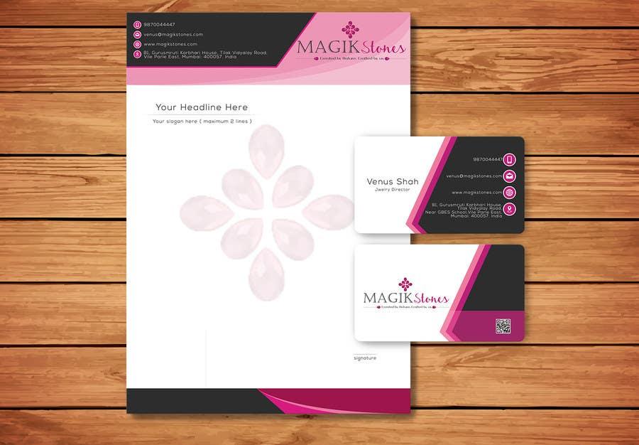 Proposition n°134 du concours Design some Business Card & Letter Head