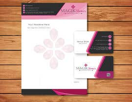 nº 134 pour Design some Business Card & Letter Head par Nishanoshop