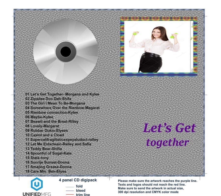 Proposition n°                                        6                                      du concours                                         CD Cover Art