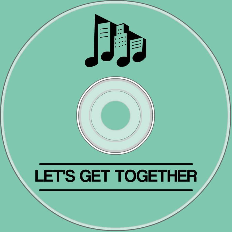 Proposition n°11 du concours CD Cover Art