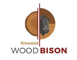"nº 5 pour Business logo ""Wood Bison"" par lounzep"