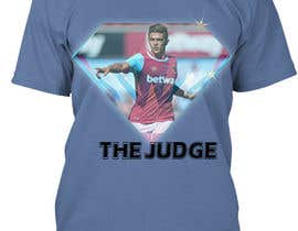 #15 for West Ham T-shirt design! by mohidulgd