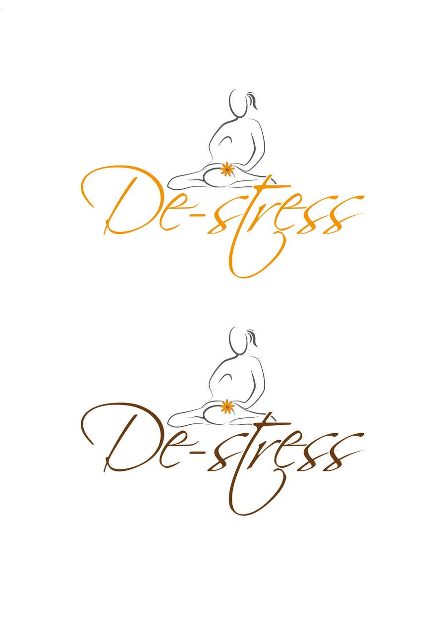 Kilpailutyö #                                        47                                      kilpailussa                                         Logo pour cabinet de massage et soins du corps