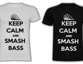 """Nro 9 kilpailuun Design a """"Keep Calm"""" style T-Shirt käyttäjältä mihaigruianu"""