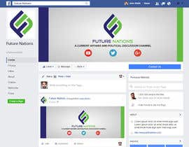 nº 36 pour I need a banner and logo (youtube, facebook, twitter, google+) par himujaved