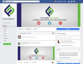 Nro 36 kilpailuun I need a banner and logo (youtube, facebook, twitter, google+) käyttäjältä himujaved