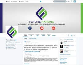 nº 38 pour I need a banner and logo (youtube, facebook, twitter, google+) par himujaved