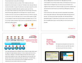 #45 for Design a WhitePaper based on a draft we have attached by bkrishan46