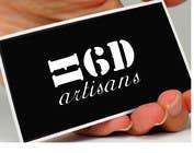 Proposition n° 62 du concours Graphic Design pour H6D Artisans