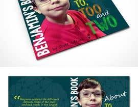 Nro 38 kilpailuun 8.5x8.5 Book cover with back. no spine Nothing fancy käyttäjältä ferisusanty