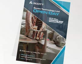 #12 for Open Day Invitation by KhaledAldij