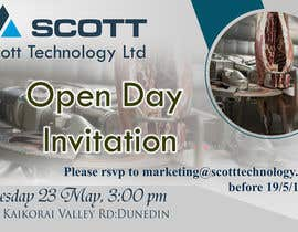 #27 for Open Day Invitation by ashvinavp111