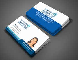 nº 38 pour Modify a Business Card par HR1Designer