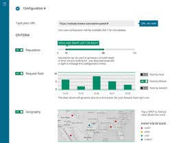 #11 for Design a data analytic Mockup by KsWebPro
