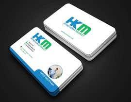 Nro 9 kilpailuun Design my Business Cards käyttäjältä sahajid000