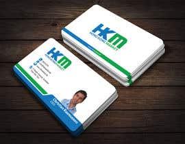Nro 33 kilpailuun Design my Business Cards käyttäjältä HR1Designer