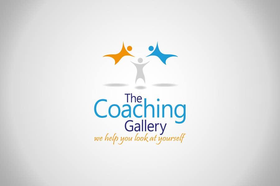 Конкурсная заявка №37 для Logo Design for The Coaching Gallery